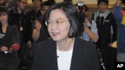 民進黨總統候選人蔡英文