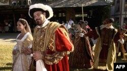 «Фестиваль эпохи Возрождения» в штате Техас (архивное фото)