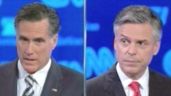 Republican Candidates Tackle Foreign Policy Issues
