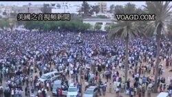 2012-02-01 美國之音視頻新聞: 塞內加爾警方驅散反政府抗議者