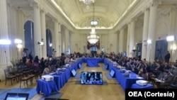 Los cancilleres de la OEA se reunirán el miércoles 31 de mayo para debatir la situación de Venezuela.