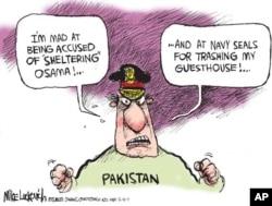 巴基斯坦很生气