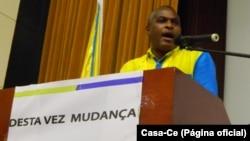 Abel Chivukuvuvu, Casa-CE, Angola