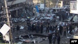Бомбовий напад у Багдаді