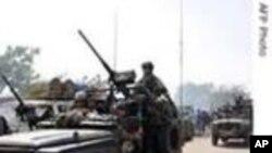 乍得軍隊向首都推進