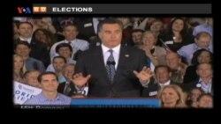 VOA60 Elections: Romney wins Florida