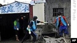 台湾抗灾救人紧迫 小林村被活埋398人?