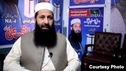 پشاور حلقہ این اے 4 میں ملی مسلم لیگ کے حمایت یافتہ امیدوار حاجی لیاقت علی خان