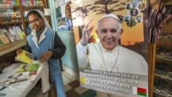 Deuxième tournée africaine du pape François