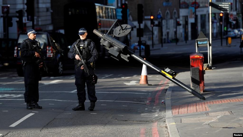 Londër, policia identifikon dy autorë të sulmeve të së shtunës