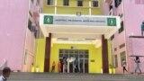 Hospital Materno Infantil de Malanje, Angola