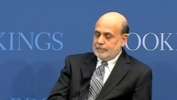 Ben Bernanke analiza estrategia de estímulo económico