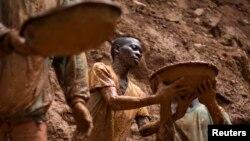 Mineiros na RDC