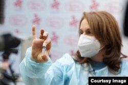 U entitet RS stiglo 2.000 vakcina Sputnik V. (Foto: Ministarstvo zdravstva i socijalne zaštite RS)