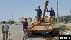 د داعش پر ضد ایتلاف وايي چې د خپلو ځواکونو پر وړتیا باور لري.