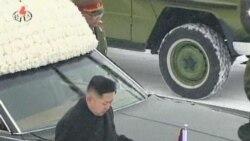 North Korea Bids A Snowy, Dramatic Farewell to Kim Jong Il