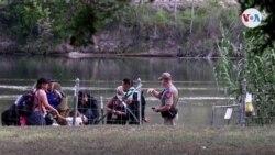 Siguen en aumento los cruces ilegales por la frontera sur de EE. UU.