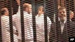 Mohammed Morsi, au Caire