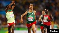 Tamiru Kefeyalew Demisse,Paralymipikisii Riyoo bara 2016 geggeeffame irratti afiigichaa meetirii 1500 -T13 irratti medaaliyaa meetii moohe. Suuraan kun gaafa san yeroo inni mallattoo mormii Oromiyaa agarsiisu.