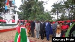 Burundi Unity day