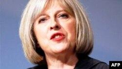 ၿဗိတိန္ျပည္ထဲေရးဝန္ႀကီး Theresa May
