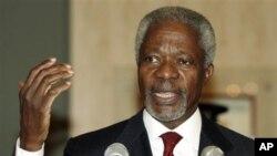 Đặc sứ của Liên hiệp quốc và Liên đoàn Ả Rập về Syria Kofi Annan