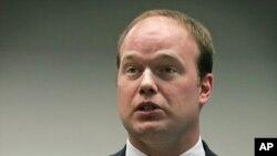 Matthew Whitaker, secretario interino de Justicia de la administración Trump.