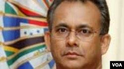 Albert Ramdin, secretario general adjunto de la OEA (Foto OEA).