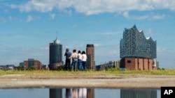 Hamburg, Jerman (Foto: ilustrasi)