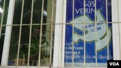Prezident seçkiləri-2013 (Seçki plakatı)