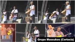 Grupo Massukos, Moçambique.