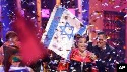 Ізраїльська виконавиця Нетта Барзілаі стала переможницею конкурсу Євробачення 2018 року, виборовши право Ізраїлю проводити фінал цього року