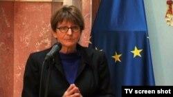 An Braser, predsednica Parlamentarne skupštine Saveta Evrope