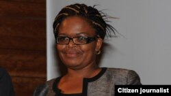 Human Rights Lawyer Beatrice Mtetwa