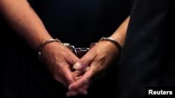 Hapšenje je, kako javljaju podgodički mediji, izvršeno po nalogu Specijalnog državnog tužilaštva. (Foto: REUTERS/Lucas Jackson, ilustrativna fotografija)