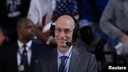 时事看台(许湘筠):NBA拒绝应北京要求开除莫雷,北京称无此事