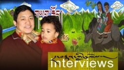 Khydup Gyatso, Creator of Wild Yaks, a Tibetan language children's website
