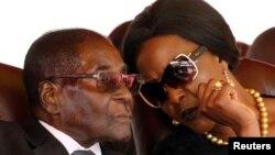 VaMugabe nemudzimai wavo, Grace Mugabe