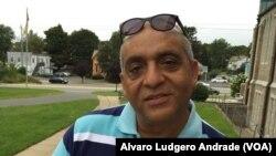 Moisés Rodrigues, vereador tenta reeleição