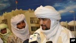 Ag Intalla Algabass, wani shugaban Ansar Dine