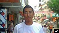 中国民间异议人士郭永丰(资料照片)