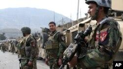 په تېرو څو ورځو کې لسګونه افغان امنیتي ځواکونه وژل شوي او ژوبل شوي دي
