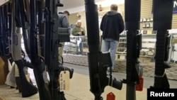 亚利桑那一枪支店(2012年12月资料照片)