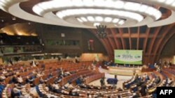 Парламентська Асамблея Ради Європи.