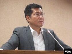 台湾执政党民进党立委罗致政