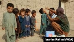 په افغانستان کې د پولیو مثبتو پېښو زیاتېدو روغتیا پالان اندېښمن کړي