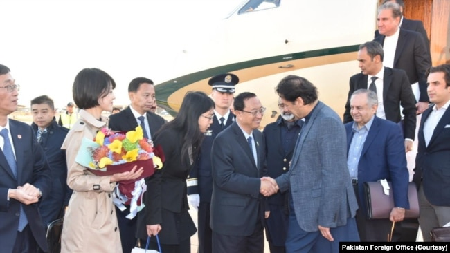 Imran Khan will also discuss the C-Pack project with the Chinese leadership.