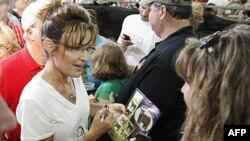 Vazhdojnë spekulimet rreth së ardhmes politike për Sara Pejlin
