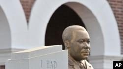 Statua Martina Lutera Kinga u Alabami
