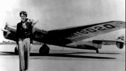 Amelia Earhart disappeared with her navigator Fred Noonan in 1937 in a Lockheed Electra 10E while attempting a round-the-world flight. Scientists are studying bone fragments found on a South Pacific island.